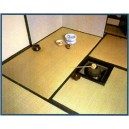 Tatami jenige Messungen