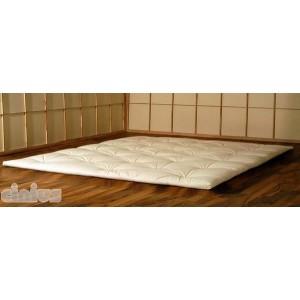Futon-Matratze 140x200cm Shiatsu
