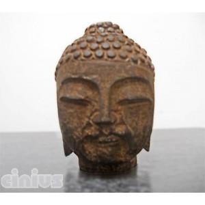 Kopf des Buddha in Stein h13