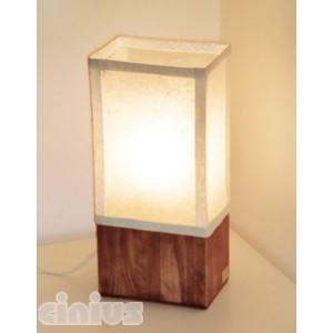 Rising Holz Lampensockel
