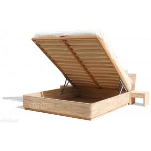 Box Bett mit Heb-Netzwerk