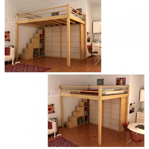 Hochbett Yen Shop Cinius