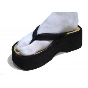 Sock einem Finger universelle Größe, Farben: schwarz oder weiß.